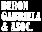 Logo Beron Gabriela Blanco